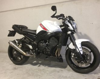 FZ1 abs powernaked met extra's