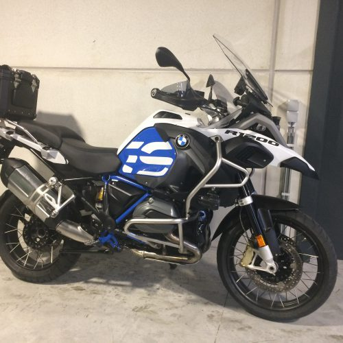 R1200GS Adventure in nieuwstaat